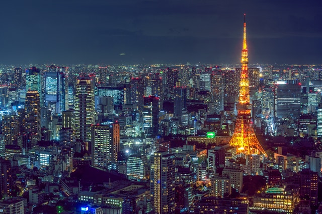 illuminated tower 2614818 - How to Establish an NPO in Japan